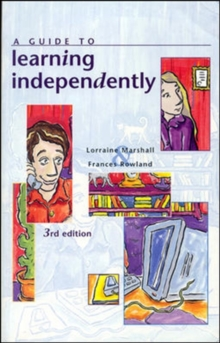 A Guide to Learning Independently, Paperback Book