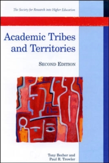 Academic Tribes And Territories, Paperback Book