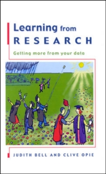 Learning from Research : Getting More from Your Data, Paperback Book