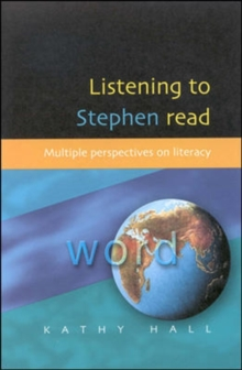 LISTENING TO STEPHEN READ, Paperback Book