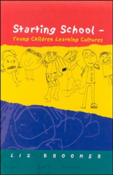 STARTING SCHOOL, Paperback Book