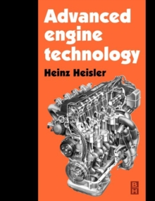 Advanced Engine Technology, Paperback Book