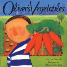 Oliver: Oliver's Vegetables, Paperback Book