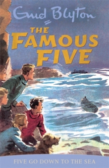 Five Go Down To The Sea : Book 12