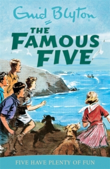 Famous Five: Five Have Plenty Of Fun : Classic cover edition: Book 14, Paperback Book