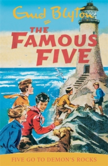 Famous Five: Five Go To Demon's Rocks : Classic cover edition: Book 19, Paperback Book
