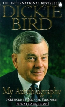 Dickie Bird Autobiography, Paperback Book