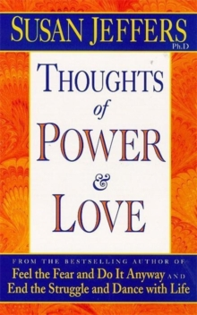 Thoughts of Power and Love, Paperback Book
