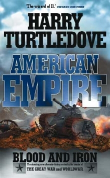 American Empire: Blood and Iron, Paperback Book