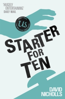 Starter for Ten, Paperback Book
