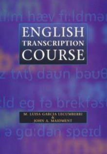 English Transcription Course, Paperback Book