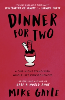 Dinner for Two, Paperback Book
