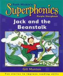 Superphonics: Purple Storybook: Jack and The Beanstalk, Paperback Book