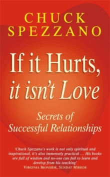 If It Hurts  It Isn't Love, Paperback Book