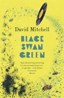 Black Swan Green, Paperback Book