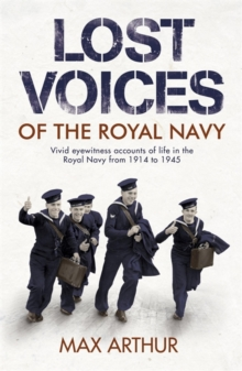 Lost Voices of The Royal Navy, Paperback Book