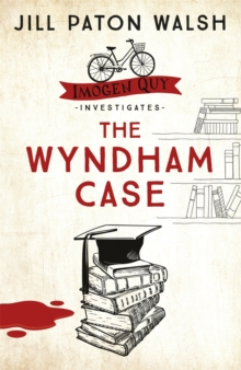 The Wyndham Case : Imogen Quy Book 1, Paperback Book