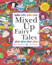 Mixed Up Fairy Tales : Split-Page Book, Paperback / softback Book
