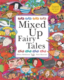 Mixed Up Fairy Tales : Split-Page Book, Paperback Book