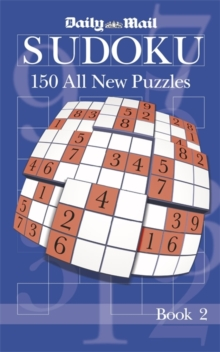 The Daily Mail Book of Sudoku II, Paperback Book