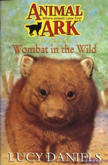 Wombat in the Wild, Paperback Book