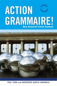 Action Grammaire!: New Advanced French Grammar, Paperback Book
