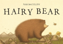 Hairy Bear, Paperback Book