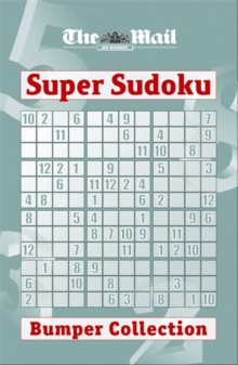Mail On Sunday Supersudoku, Paperback Book