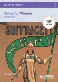 Access to History: Votes for Women Third Edition, Paperback Book