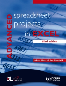 Advanced Spreadsheet Projects in Excel 3rd Edition, Paperback Book