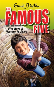 Five Have A Mystery To Solve : Book 20, Paperback Book