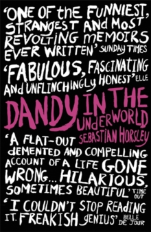 Dandy in the Underworld, Paperback Book