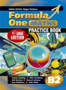 Formula One Maths Euro Edition Practice Book B2, Paperback / softback Book