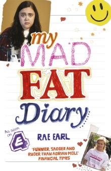 My Mad Fat Diary, Paperback Book
