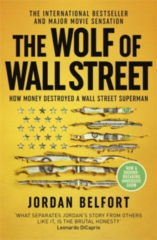 The Wolf of Wall Street, Paperback Book