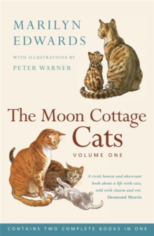 Moon Cottage Cats Volume One, Paperback Book