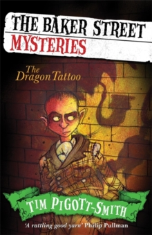Baker Street Mysteries: The Dragon Tattoo, Paperback Book