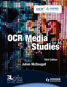 OCR Media Studies for AS Third Edition, Paperback Book