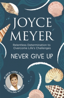 Never Give Up, Paperback Book