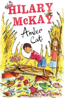 The Amber Cat, Paperback Book