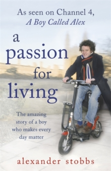 A Passion for Living, Paperback Book