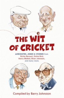 The Wit of Cricket, Paperback Book