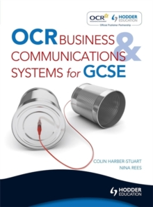 OCR Business & Communications Systems for GCSE, Paperback Book