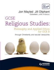 GCSE Religious Studies : Philosophy and Applied Ethics for OCR B, Paperback Book