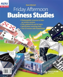 Friday Afternoon AS/A2 Business Studies Resource Pack 2nd Edition + CD, Spiral bound Book