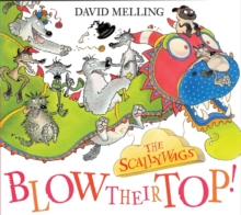 The Scallywags Blow Their Top!, Paperback / softback Book