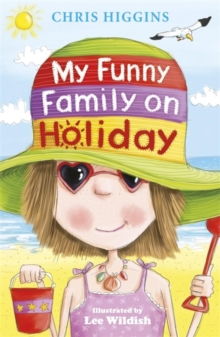 My Funny Family on Holiday, Paperback Book