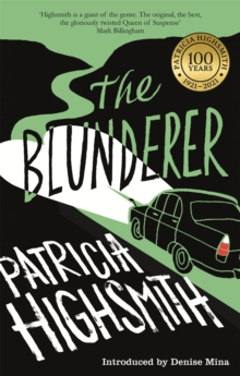 The Blunderer : A Virago Modern Classic, Paperback Book