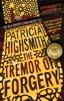 The Tremor of Forgery : A Virago Modern Classic, Paperback Book