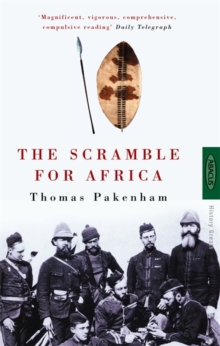 The Scramble for Africa, Paperback Book